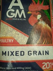 Cracked Mixed Grain