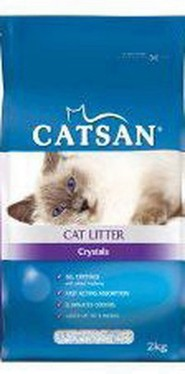 Catsan Cat Litter Crystals