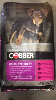 Cobber Puppy Food