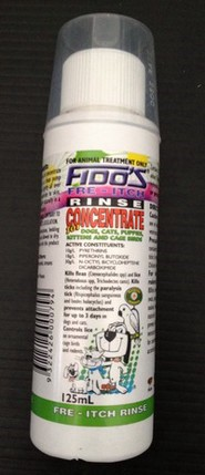 Fidos Free itch Rinse Concentrate