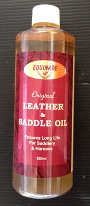 Leather & Saddle Oil
