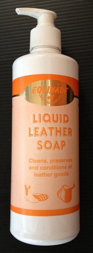 Liquid Leather Soap