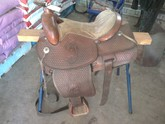 Syd Hill Suprema Saddle For Sale