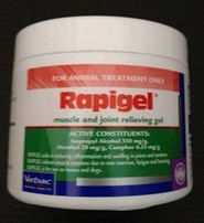 Rapigel muscle and joint relief