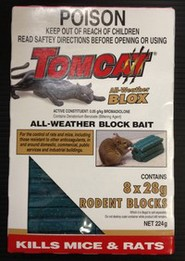 Tomcat Rat and Mice All weather blox