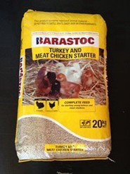 Barastoc Turkey and Meat Chicken Feed
