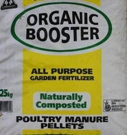 Organic Booster Fertiliser